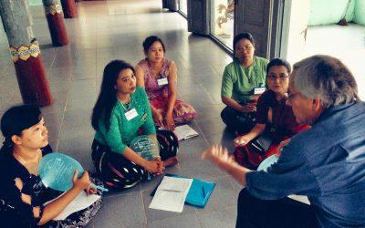 Trial Skills and Legal Transformation Trainings in Burma