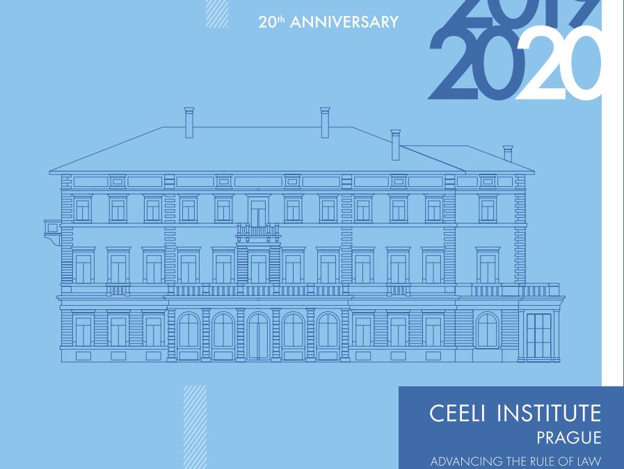 THE CEELI INSTITUTE'S 20th ANNIVERSARY ANNUAL REPORT