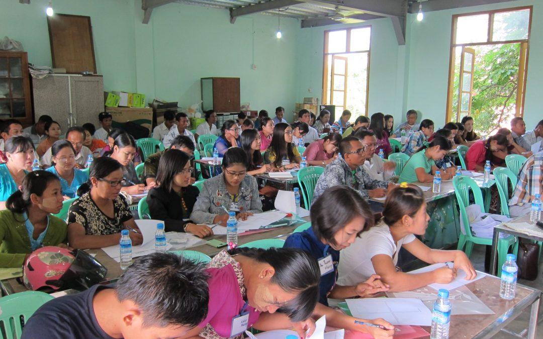 CEELI Institute Completes Series of Trainings in Burma