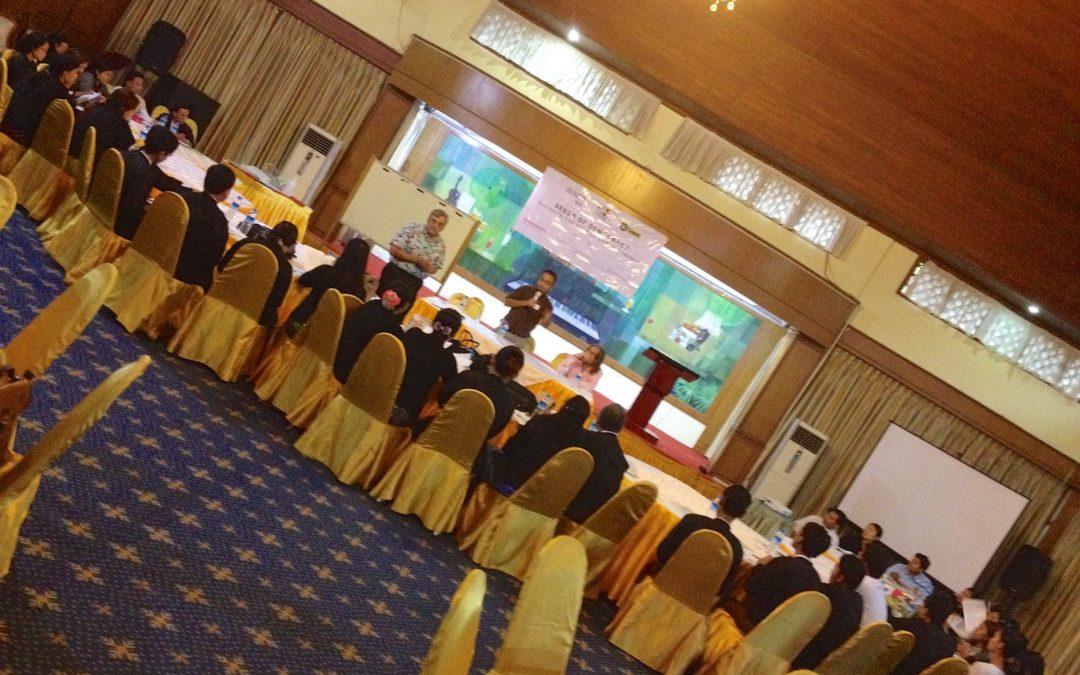 Training for Pro-Bono Lawyers in Burmese Regions