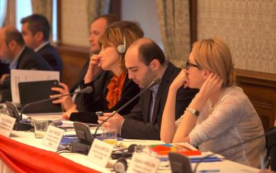 CEE Judges Take on Corruption