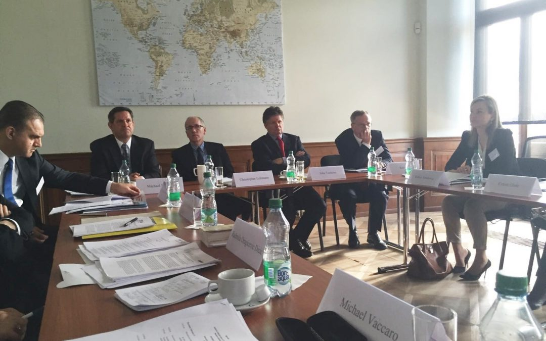 CEELI Institute works with Balkan Judges Handling Terrorism Cases