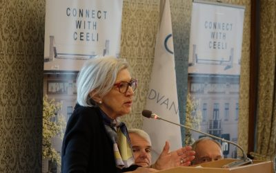 CEELI Welcomes the Hon. Beverley McLachlin, former Chief Justice of the Supreme Court of Canada