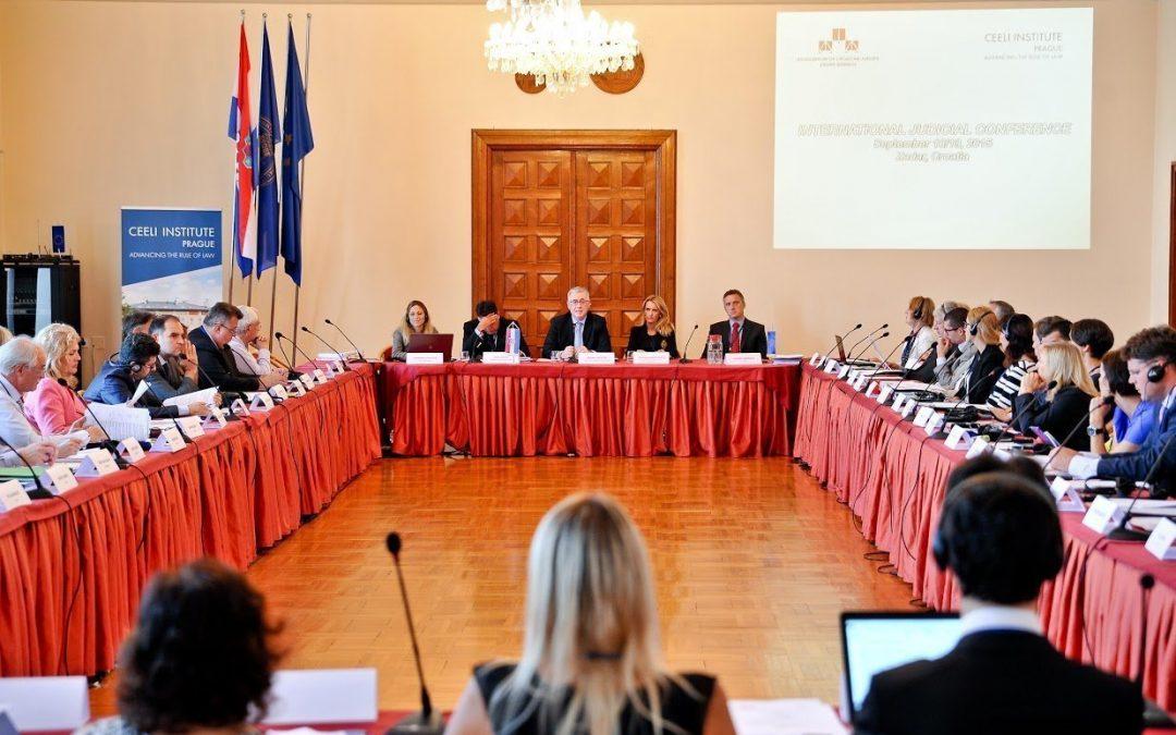 Strengthening Judicial Integrity: International Judicial Conference in Zadar