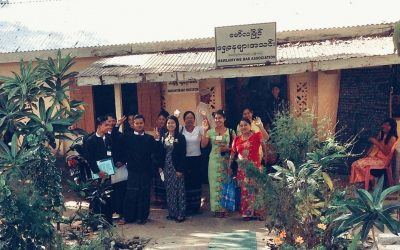 Promoting Legal Skills Training for Independent Burmese Lawyers
