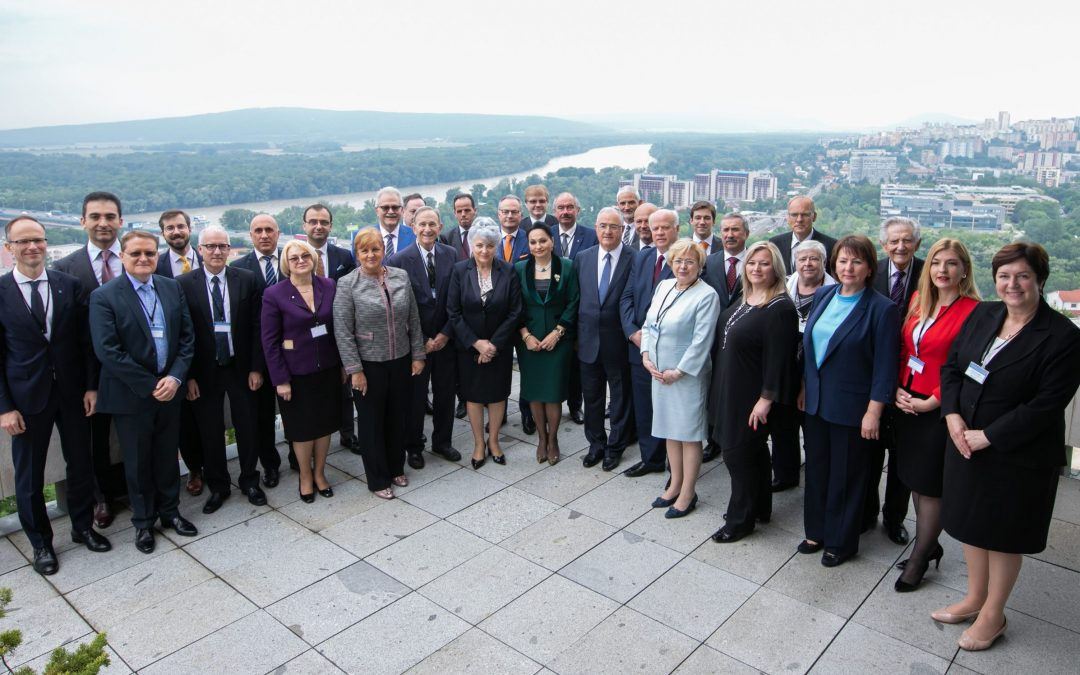 The 2019 Conference of Chief Justices of Central and Eastern Europe