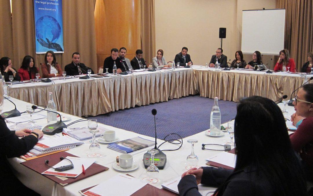 """Judging in a Democratic Society"": The CEELI Institute's February 2015 program for Tunisian Judges"