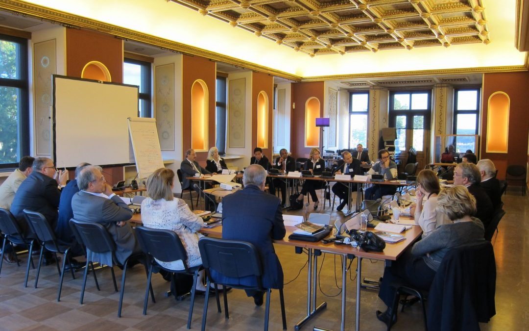 The CEELI Institute hosts Lebanese Judges Engaged in Asset Recovery Efforts