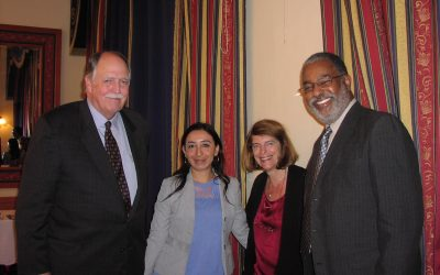 CEELI Expert Judge Mary McGowen Davis Named to U.N. Panel on Gaza