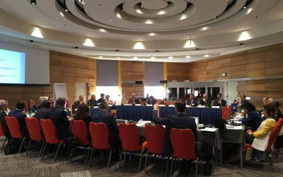The 2017 Conference of Chief Justices of Central and Eastern Europe