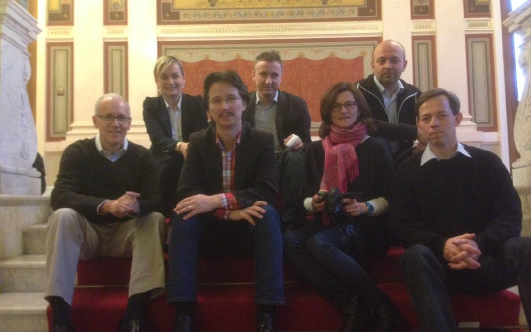 CEELI Institute hosts the Central and East European Judicial Exchange Network in Prague