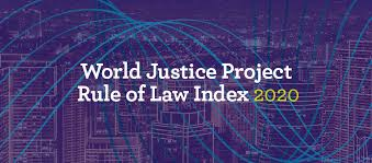 2020 WJP Rule of Law Index Shows Sustained Negative Slide Toward Weaker Rule of Law Around the World