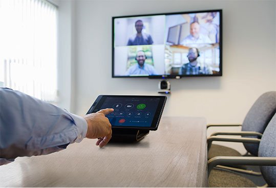 """""""Videoconferencing in support of Remote Access to Courts""""  A Webinar Roundtable Series"""